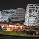 Adelaide Festival Centre - Video Projection by DPalmer