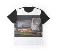 Adelaide Festival Centre - Video Projection Graphic T-Shirt
