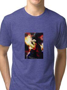Twelfth Doctor - sketching Tri-blend T-Shirt