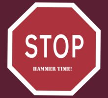 Hammer it out. by CaptMoose