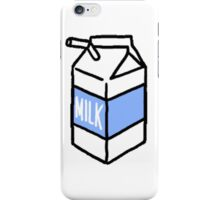Milky bby! iPhone Case/Skin