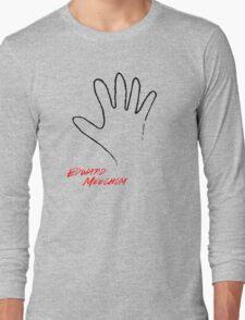 House of Cards - R.I.P. Meechum Long Sleeve T-Shirt