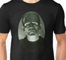 Frankenstein in Low-Poly Unisex T-Shirt