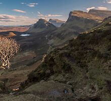 The Quiraing Isle of Skye by derekbeattie