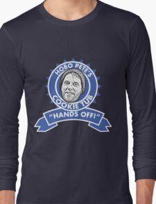 Hobo Pete's Cookie Tub - Blue Ribbon Long Sleeve T-Shirt