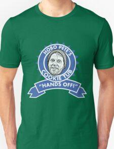 Hobo Pete's Cookie Tub - Blue Ribbon Unisex T-Shirt