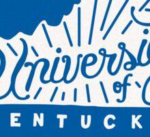 University of Kentucky - Est. 1865 Sticker