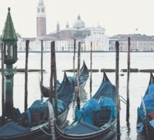 Silent Venice #1 Sticker