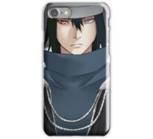 Sasuke Uchiha - The dark side of konoha iPhone Case/Skin