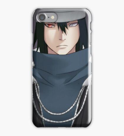 Sasuke Uchiha - The dark side of konoha iPhone Case/Skin