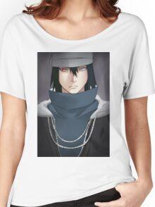 Sasuke Uchiha - The dark side of konoha Women's Relaxed Fit T-Shirt