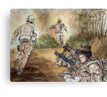 Afghanistan by Paul Sagoo Canvas Print