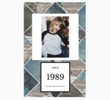 Taylor Swift 1989 edit Kids Tee
