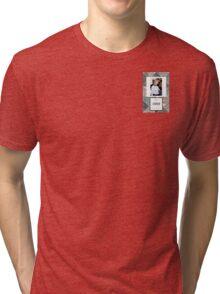Taylor Swift 1989 edit Tri-blend T-Shirt