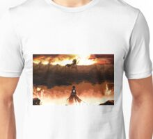 Eren Jaeger - Attack on Titans Unisex T-Shirt