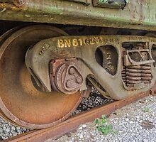 Rails, Wheels and Springs by John  Kapusta