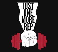 Just One More Rep Weightlifting Unisex T-Shirt