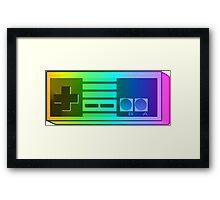 Control the Rainbow Framed Print