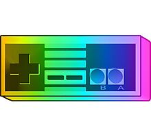 Control the Rainbow Photographic Print