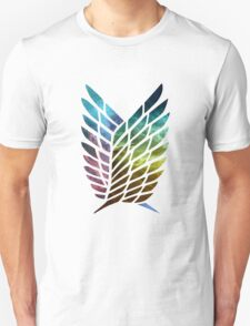 Survey Corps - Cosmos Color T-Shirt