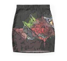 smoothly jagged  Mini Skirt
