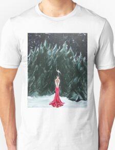 Anja (Little Bird) Unisex T-Shirt