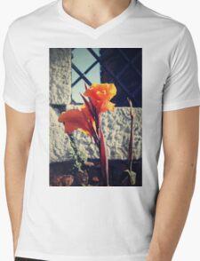 Canna indica #1 Mens V-Neck T-Shirt