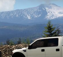 Shelby Raptor (Forza Horizon 2) Sticker