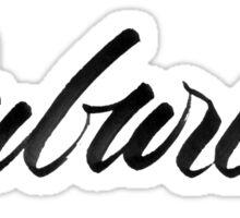 Troye Sivan - Suburbia Sticker