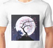 Princess Luna and the Moon Unisex T-Shirt
