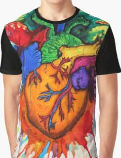 Can you feel my heart? Graphic T-Shirt