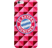 Bayern Munchen football club iPhone Case/Skin
