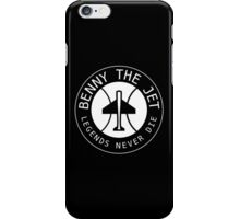 Benny The Jet iPhone Case/Skin
