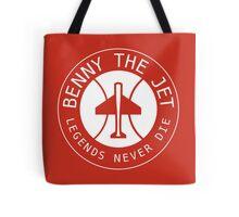 Benny The Jet Tote Bag