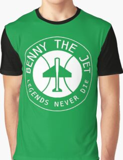 Benny The Jet Graphic T-Shirt