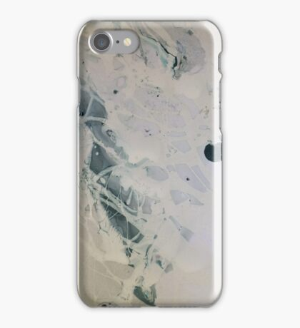 Below the Frozen Ocean iPhone Case/Skin