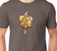 Teddy Bear Icecream Unisex T-Shirt