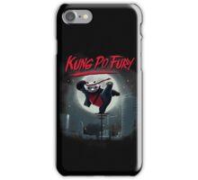 Kung Po Fury iPhone Case/Skin