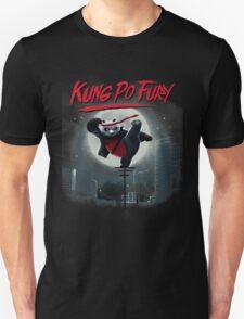Kung Po Fury Unisex T-Shirt