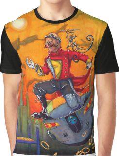 Eggman - In Glory Graphic T-Shirt