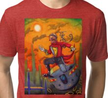 Eggman - In Glory Tri-blend T-Shirt