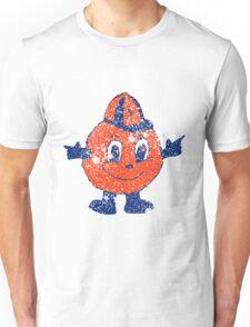 Distressed Otto Syracuse University  Unisex T-Shirt