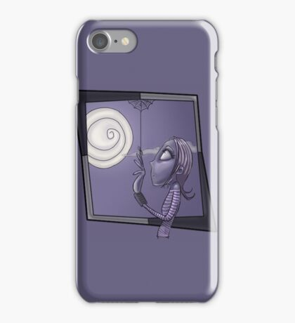 The Legend of the Burtonized Girl iPhone Case/Skin