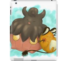 Sleepy Time iPad Case/Skin