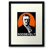 TEDDY ROOSEVELT-2 Framed Print