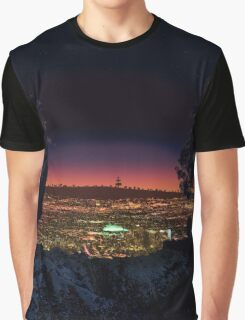 No Stars in the City Graphic T-Shirt