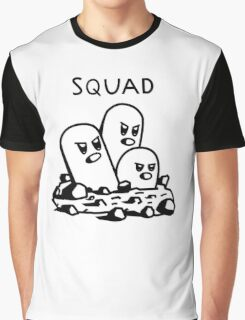 Dugtrio squad Graphic T-Shirt