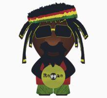 Reggae 0.1 One Piece - Short Sleeve