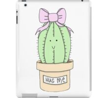 CUTE CACTUS iPad Case/Skin