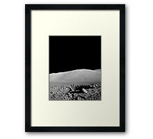 Apollo 17 - 1 Framed Print